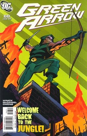 » Portadas Green Arrow « - Página 3 6810