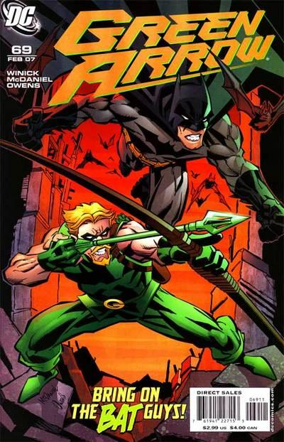 » Portadas Green Arrow « - Página 3 6910