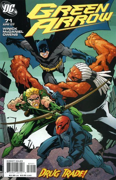 » Portadas Green Arrow « - Página 4 7110