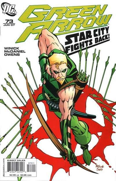 » Portadas Green Arrow « - Página 4 7310