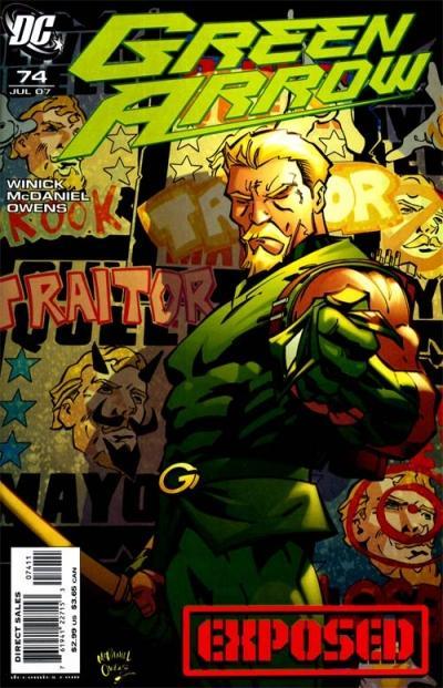 » Portadas Green Arrow « - Página 4 7410