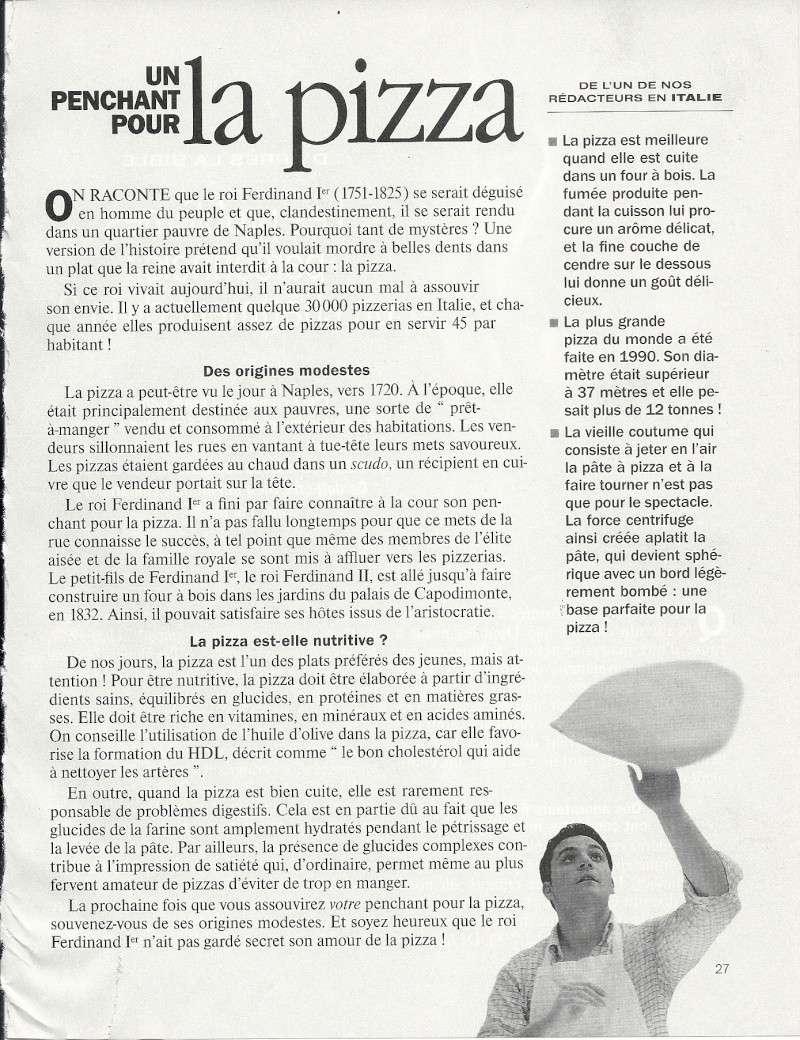 Aimez-vous les pizzas? Numari29