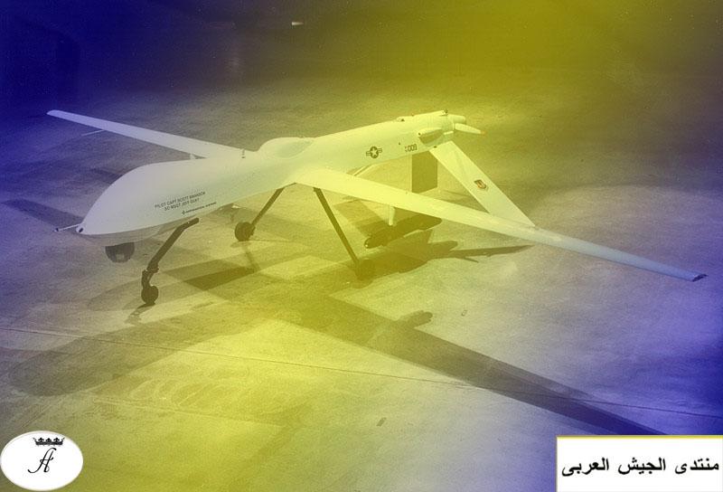 الطائرة الامريكية predator Abcd10