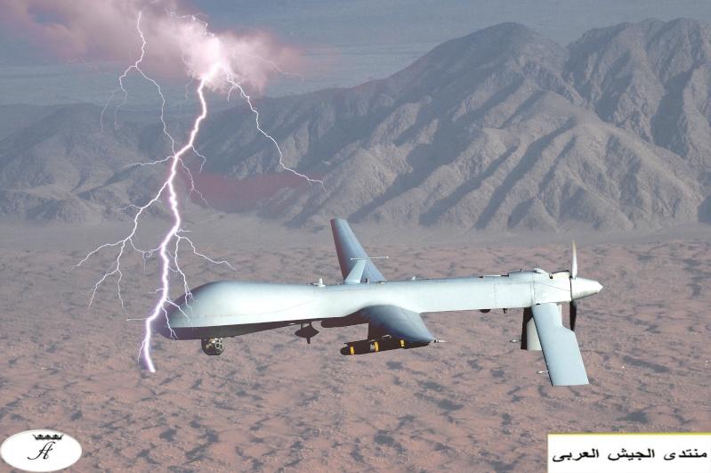 الطائرة الامريكية predator Abcdf11
