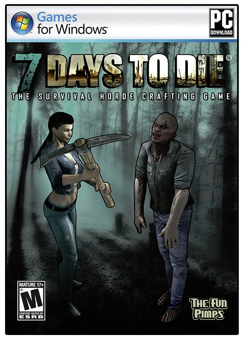 New game from the GoreTeam - 7 Days to Die Naamlo10