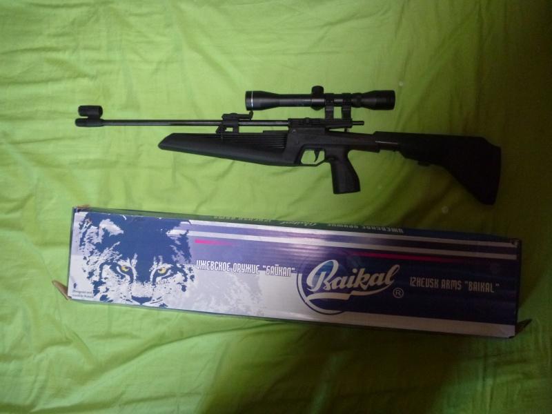 Carabine à air BAIKAL IJ61 P1010111