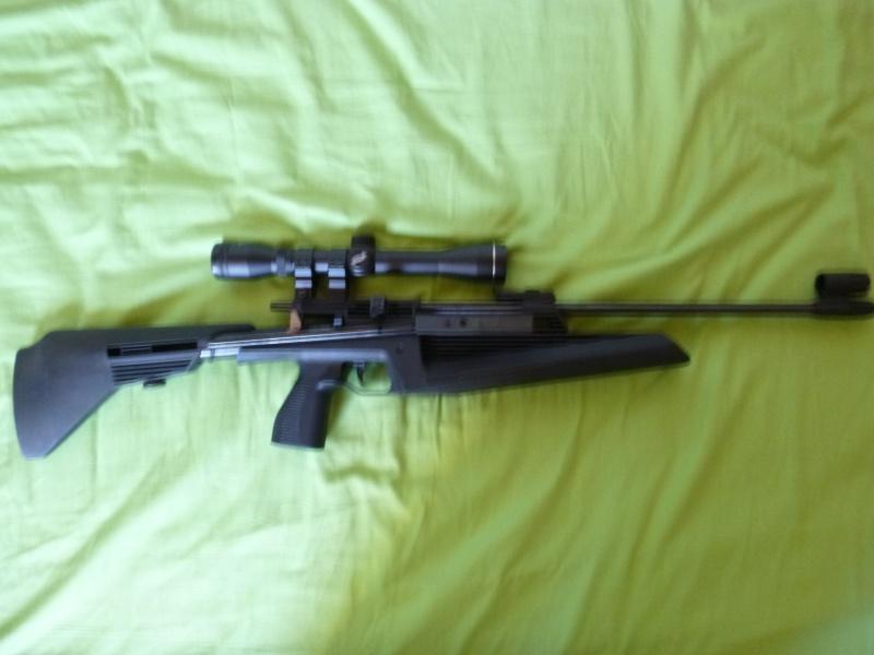 Carabine à air BAIKAL IJ61 P1010126
