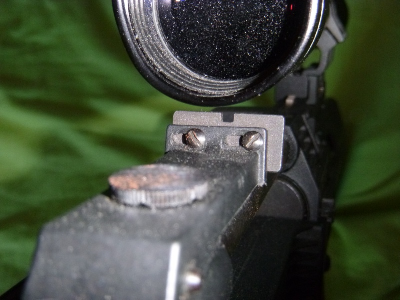 Carabine à air BAIKAL IJ61 P1010127