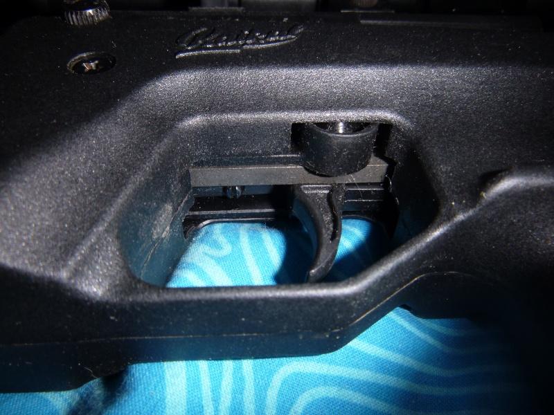 Carabine à air BAIKAL IJ61 Pontet10