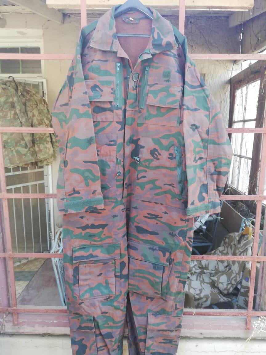 Jordan Amoeba Tank Suit/Pilot Suit Whatsa10