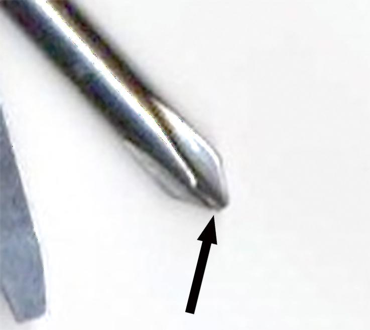 Automobile Knife et dérivés Fente10