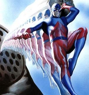 Personajes de Justice League Atom10
