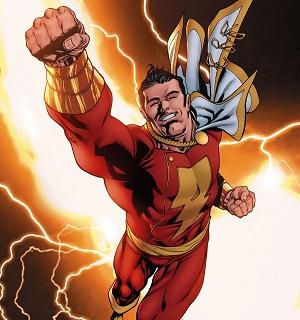 Personajes de Justice League Captai10