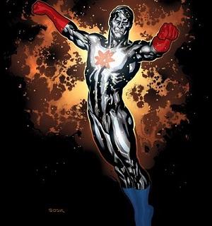 Personajes de Justice League Captai11