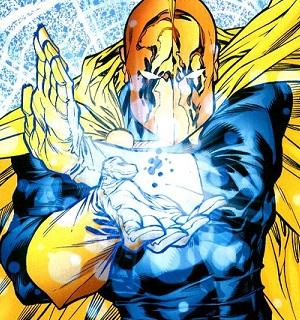 Personajes de Justice League Doctor10