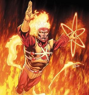 Personajes de Justice League Firest10