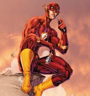 Personajes de Justice League Flash_10