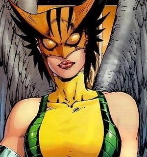 Personajes de Justice League Hawkgi10