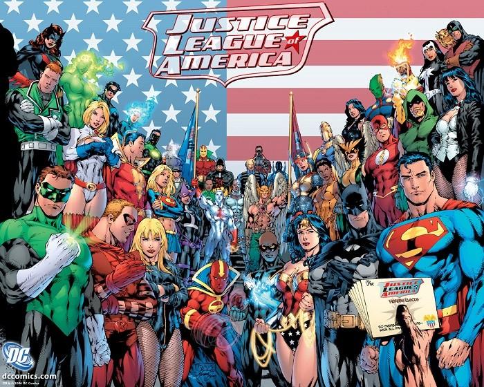 Justice League Rol - Afiliados Elite Justic10