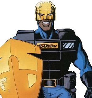 Personajes de Justice League Manhat12