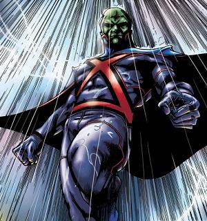 Personajes de Justice League Martia10