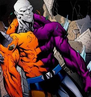 Personajes de Justice League Metamo10