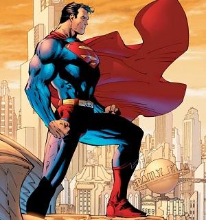 Personajes de Justice League Superm10
