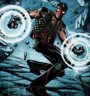 Personajes de Justice League Vibe10