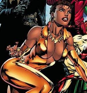 Personajes de Justice League Vixen10
