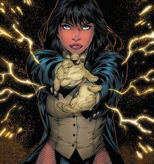 Personajes de Justice League Zatann10