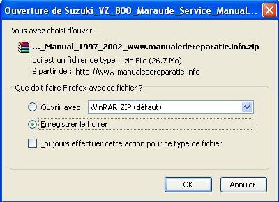 Service Manual VZ800 Marauder 1997<-> 2002  Manuel10