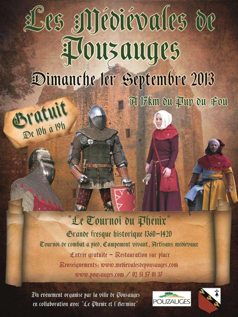 Le Tournoi du Phénix - Pouzauges (85) - Dimanche 1er septembre 2013 96615010