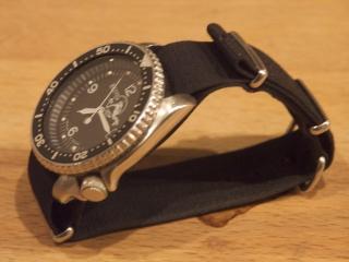 Seiko 7002-Boctok black Dial diver Pict0036