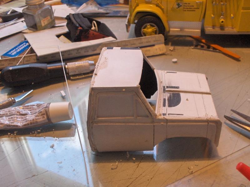 GMC 71 scratch. 6410