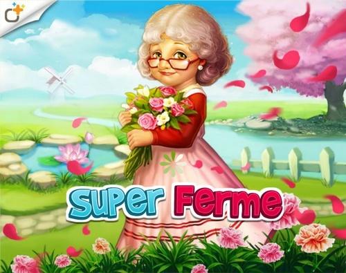 Le design et les nouveautés de Super ferme  98867810