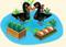 L'étang à poissons [Dans le jardin fermier et aquatique] Sans_678