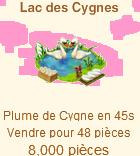Lac des Cygnes => Plume de cygne Sans_t46