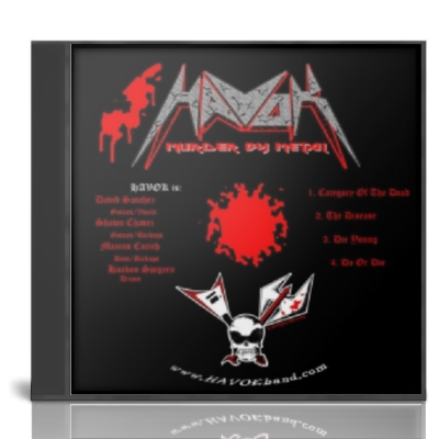 Havok - Discografia - 320 kbps - Mega - By_msf11