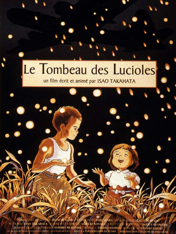 [Ghibli] Le Tombeau des Lucioles (1988) 19079710