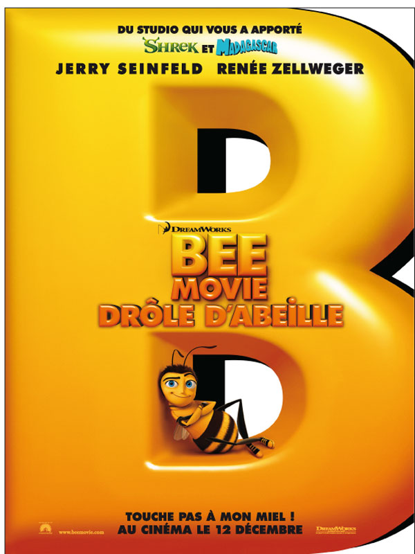 Bee Movie - Drôle d'Abeille (2007) Bee_mo10