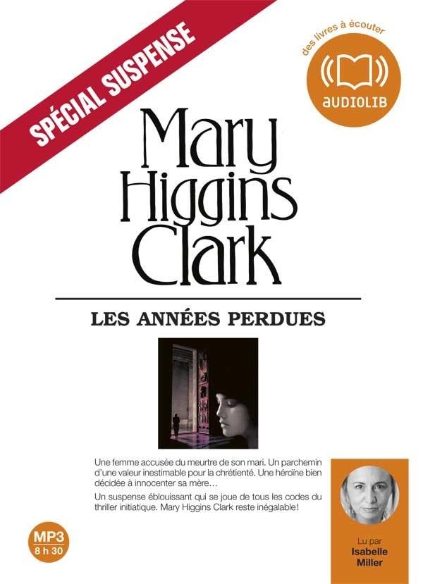 LES ANNÉES PERDUES de Mary Higgins Clark Sans-t11