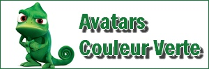 Avatars Couleur Verte Sans_t11