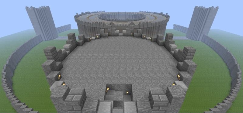Working on the Arena Arena110
