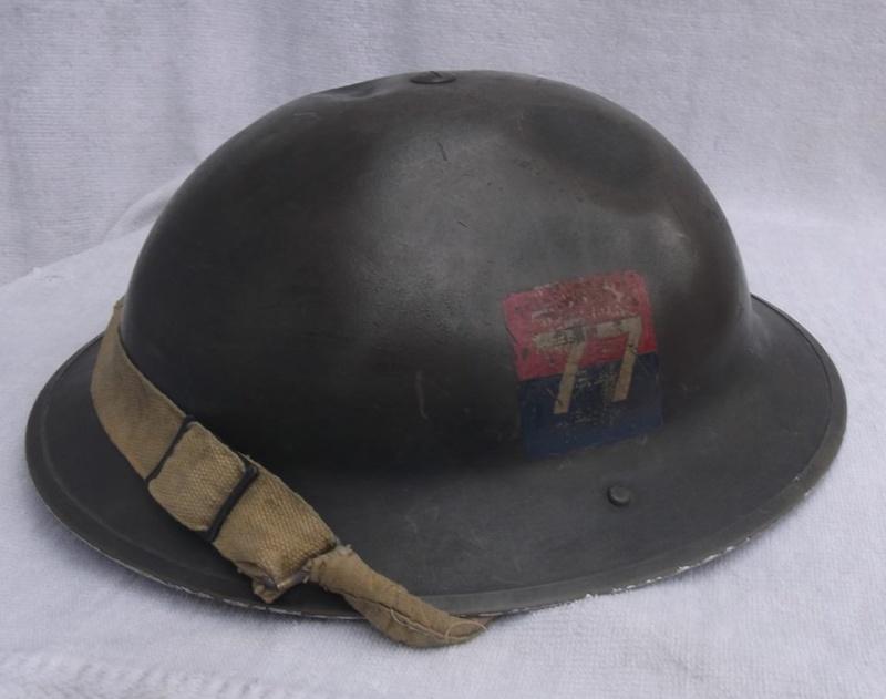 WW II Canadian Helmets - Page 3 10007911