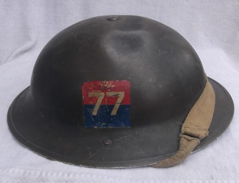 WW II Canadian Helmets - Page 3 10007912