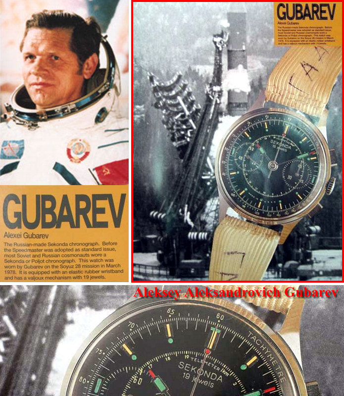 Chronographe Sekonda - Page 2 Gubare11