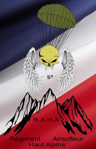 5° Régiment Airsofteur Hauts Alpins