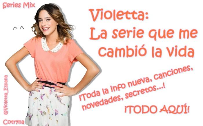 ''Violetta, La Serie Que Me Cambió La Vida'' Martin10