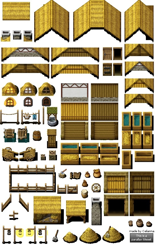 Collage Tileset Celian11