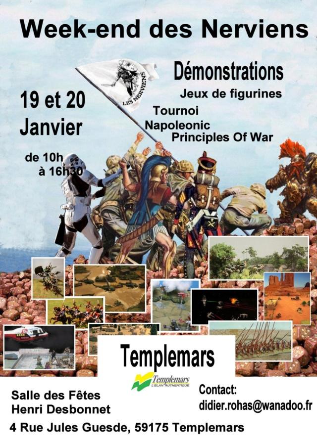 Week-end des Nerviens 19/20 janvier 2019 19_20_14